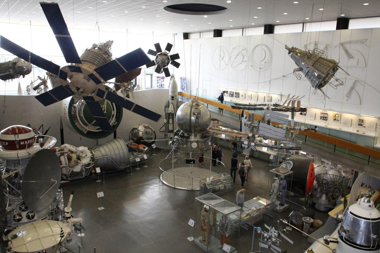 Начало сотрудничества Германии и Калужского Музея Космонавтики им. К.Э. Циолковского